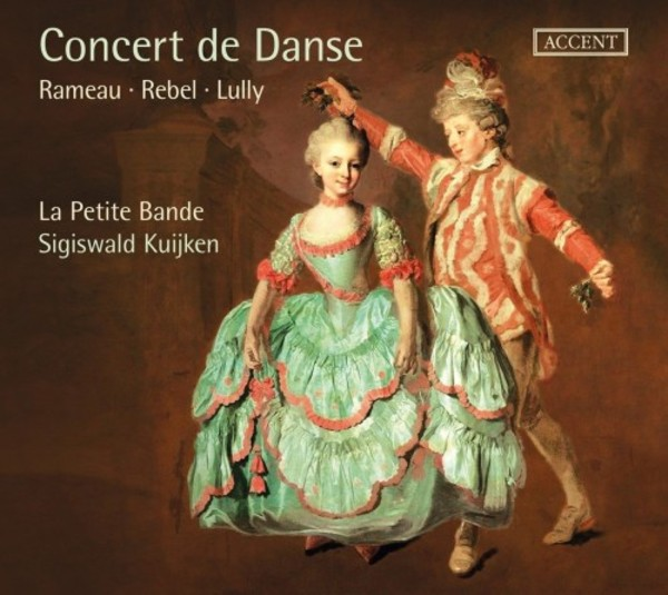 Concert de Danse: Rameau, Rebel, Lully