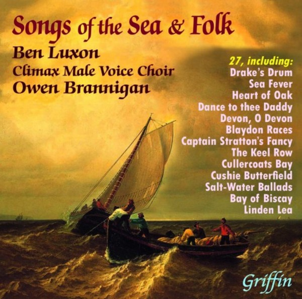 Songs of the Sea & Folk | Griffin GCCD4084