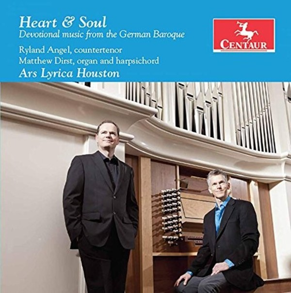 Heart & Soul: Devotional Music from the German Baroque | Centaur Records CRC3426