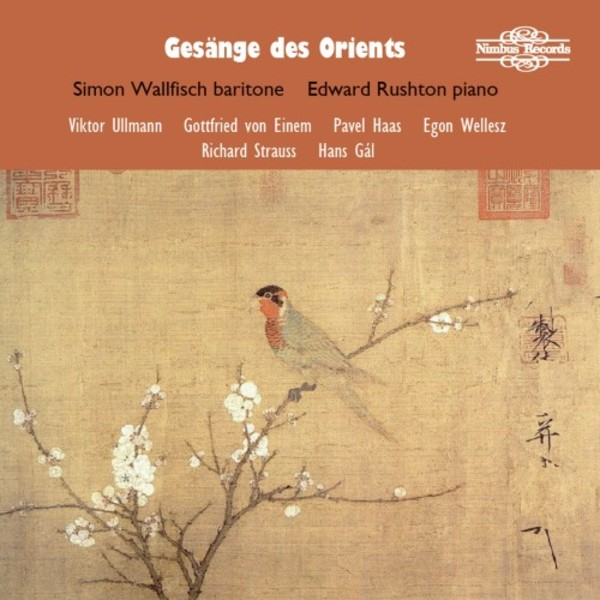 Gesange des Orients (Songs of the Orient) | Nimbus NI5971