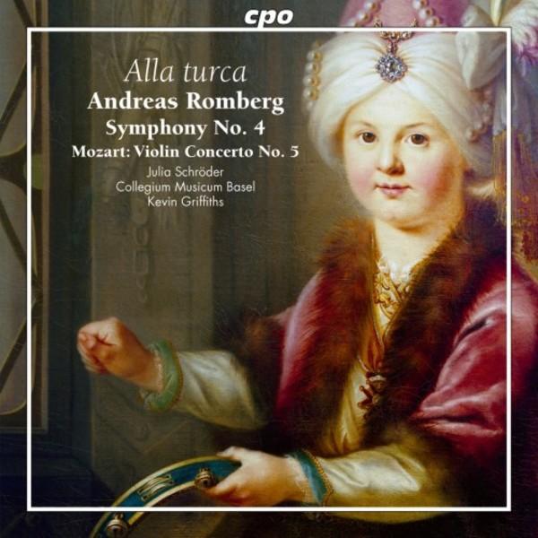 Alla turca: Romberg - Symphony no 4