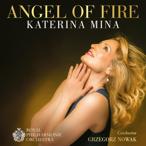 Angel of Fire: Favourite Opera Arias | RPO RPOSP057