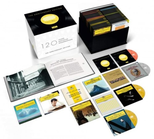 120 Years of Deutsche Grammophon: The Anniversary Edition