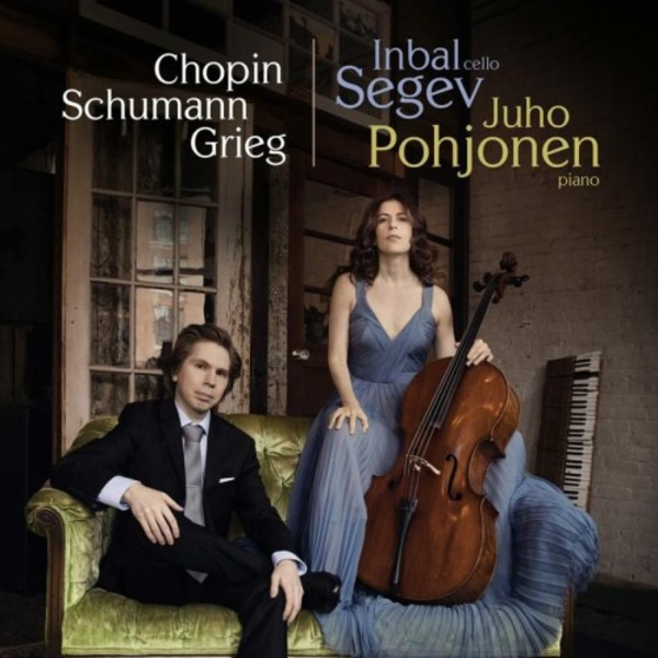 Chopin, Schumann, Grieg - Works for Cello & Piano