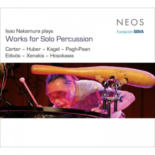 Works for Solo Percussion | Neos Music NEOS10819