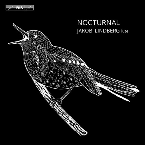 Nocturnal: Lute Music from Dowland to Britten