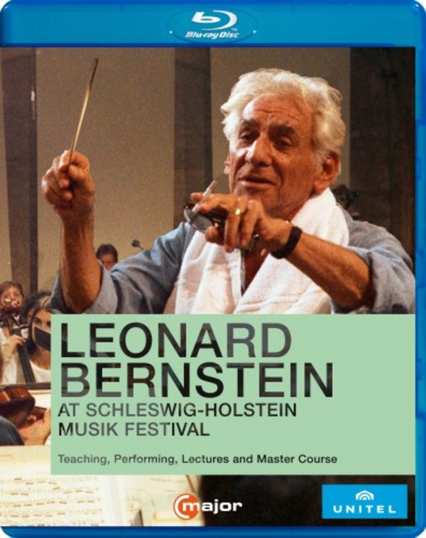 Leonard Bernstein at the Schleswig-Holstein Musik Festival (Blu-ray)