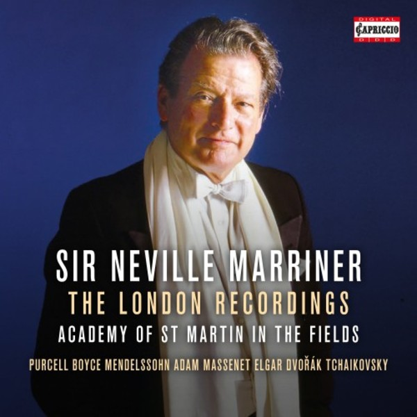 Neville Marriner: The London Recordings