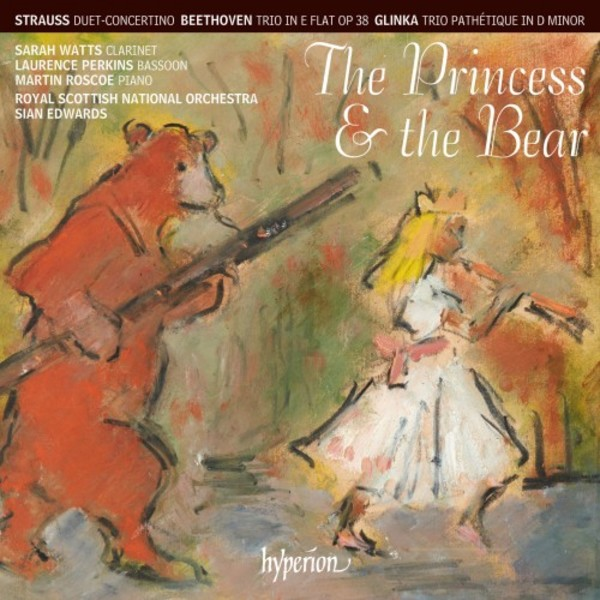 The Princess & the Bear: Music for Clarinet & Bassoon