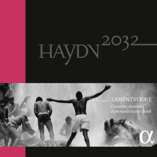 Haydn 2032 Vol.6: Lamentatione (LP)