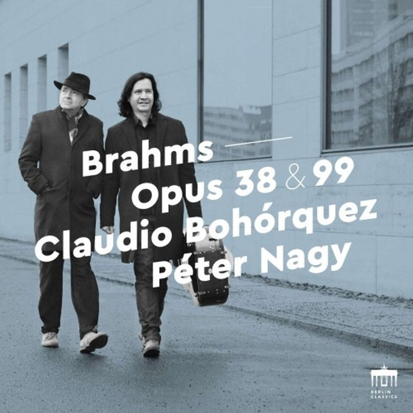 Brahms - Cello Sonatas, 3 Hungarian Dances