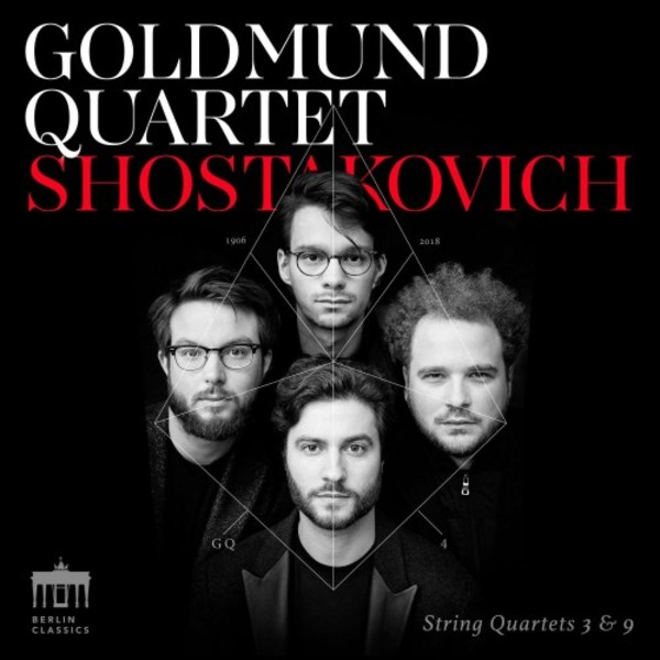 Shostakovich - String Quartets 3 & 9
