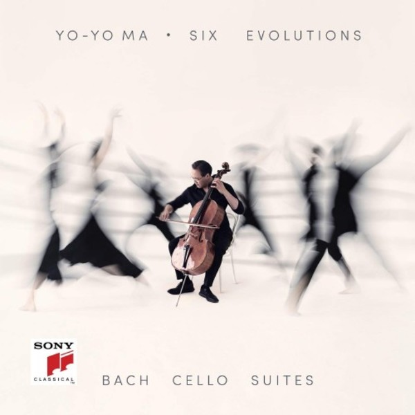 Six Evolutions: Bach Cello Suites | Sony 19075854652