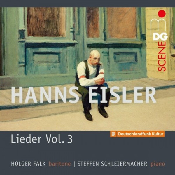 Eisler - Lieder Vol.3: Songs in American Exile