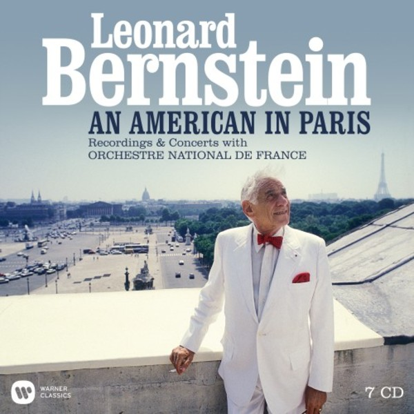 Leonard Bernstein: An American in Paris