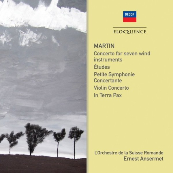 Ansermet conducts Frank Martin - Orchestral & Choral Works