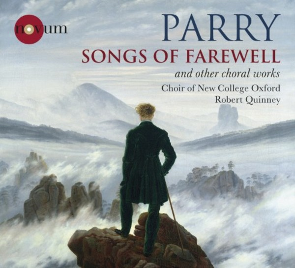 Parry - Songs of Farewell and other choral works