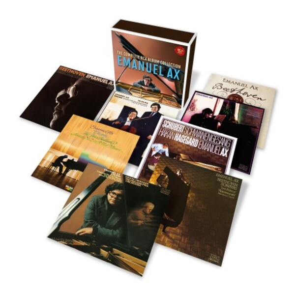 Emanuel Ax: The Complete RCA Album Collection