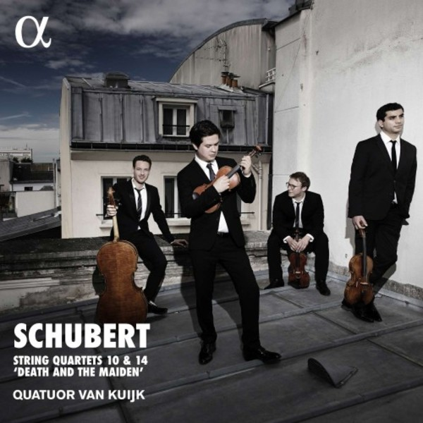Schubert - String Quartets 10 & 14 �Death and the Maiden�