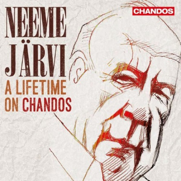 Neeme Jarvi: A Lifetime on Chandos