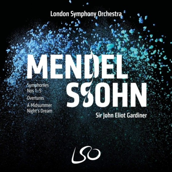 Mendelssohn - Symphonies 1-5, Overtures, A Midsummer Night�s Dream