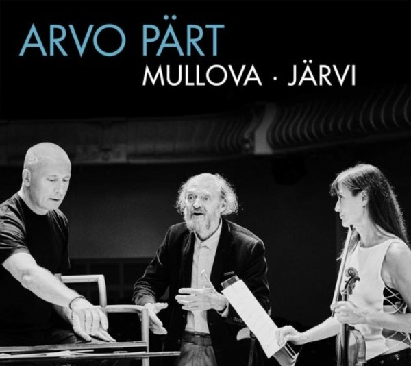 Viktoria Mullova plays Arvo Part