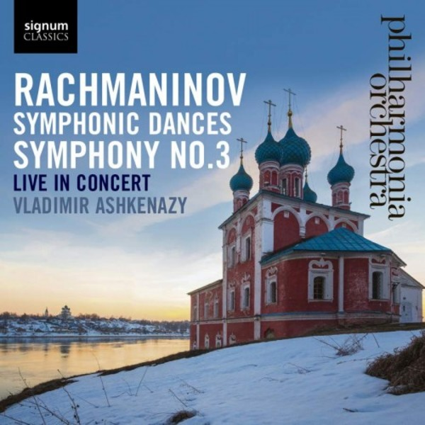 Rachmaninov - Symphony no.3, Symphonic Dances