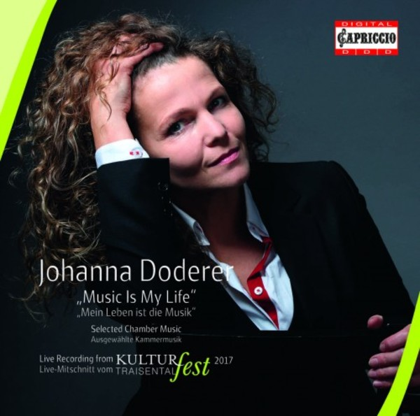 Johanna Doderer - Music is My Life (Selected Chamber Music)