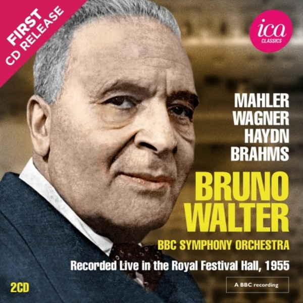 Bruno Walter conducts the BBC Symphony Orchestra (1955, live)