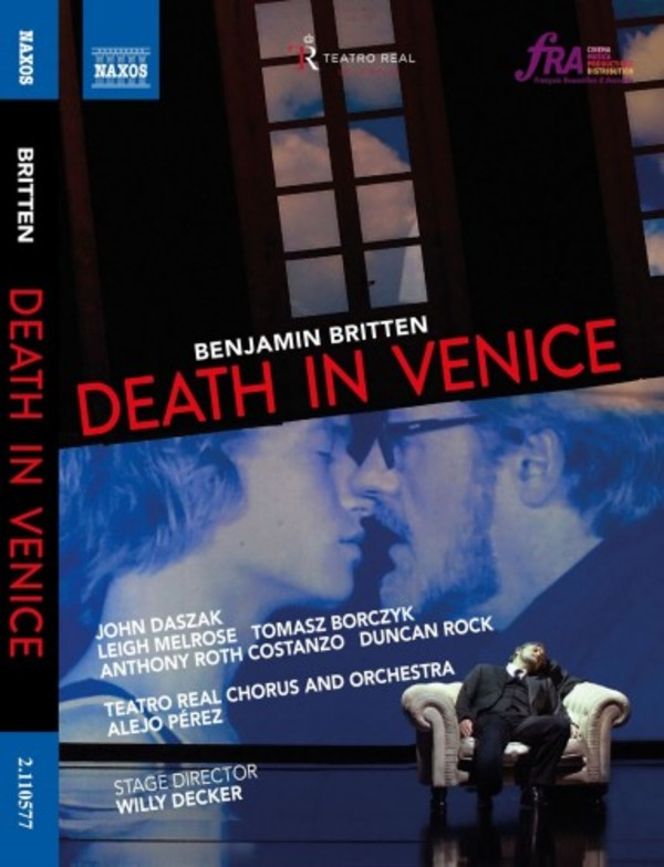 Britten - Death in Venice (DVD) | Naxos 2110577