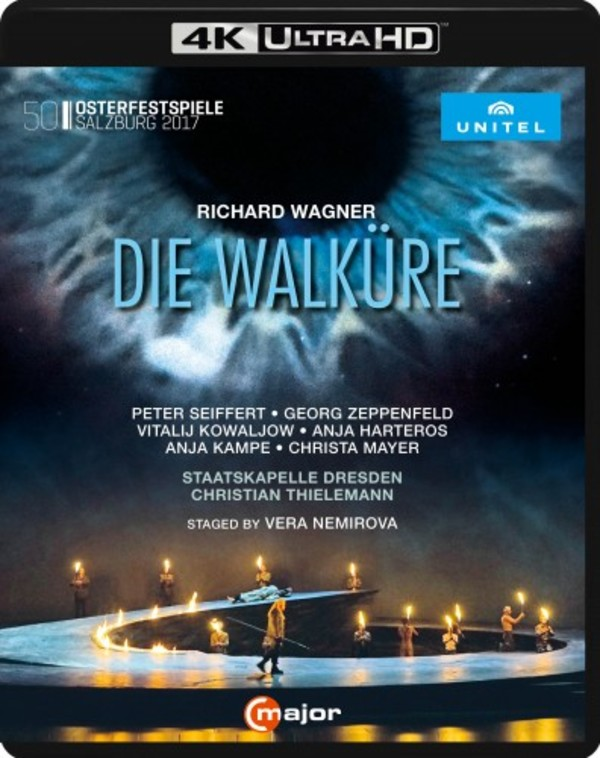 Wagner - Die Walkure (4K Ultra HD)