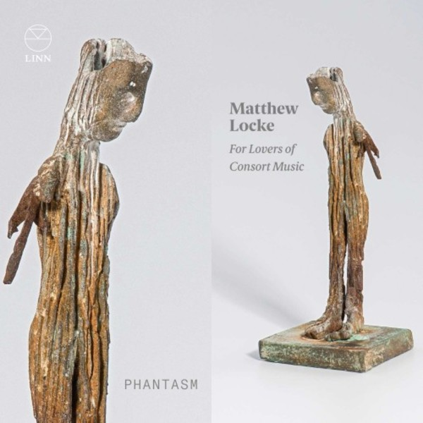 Matthew Locke: For Lovers of Consort Music | Linn CKD594