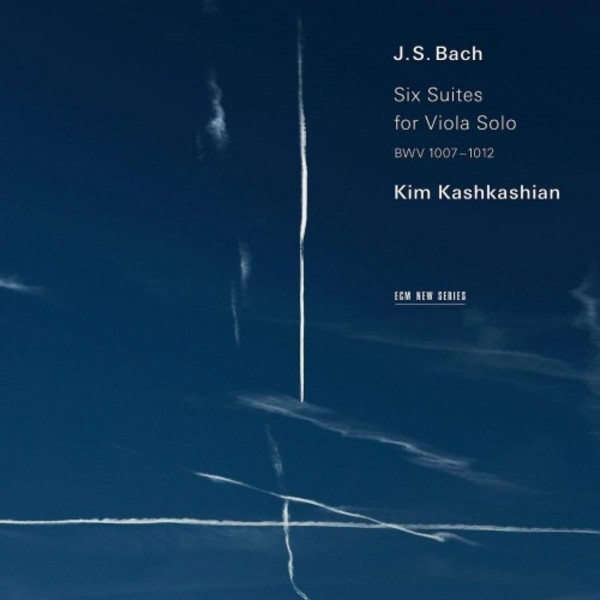 JS Bach - Six Suites for Viola Solo BWV1007-1012