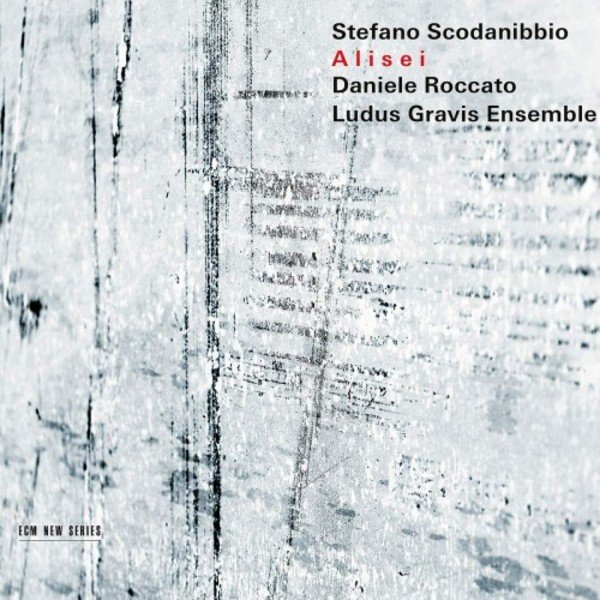 Scodanibbio - Alisei | ECM New Series 4817041