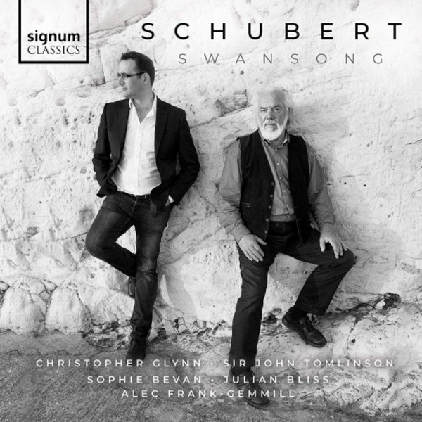 Schubert - Swansong: Songs in English