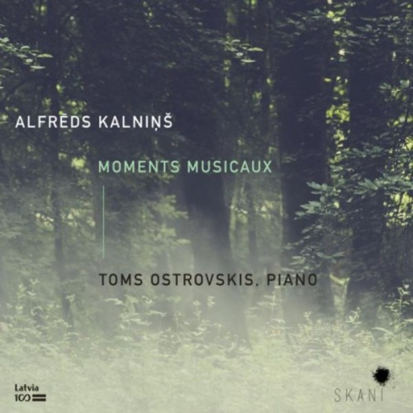 Kalnins - Moments musicaux