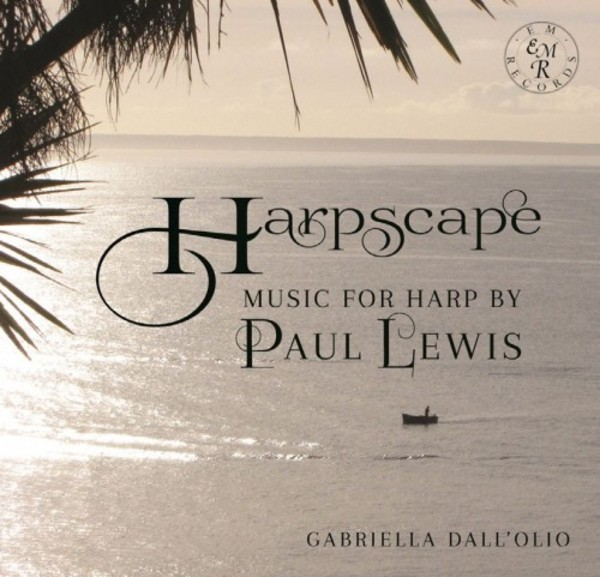 Harpscape: Music for Harp by Paul Lewis