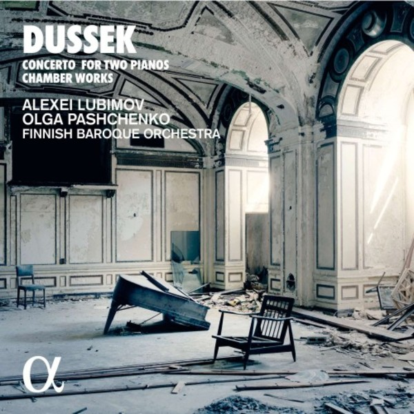 Dussek - Concerto for 2 Pianos, Chamber Works