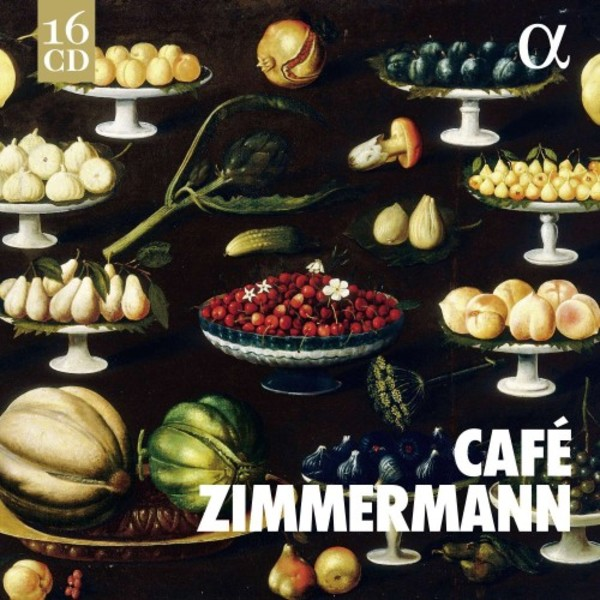 Cafe Zimmermann Edition