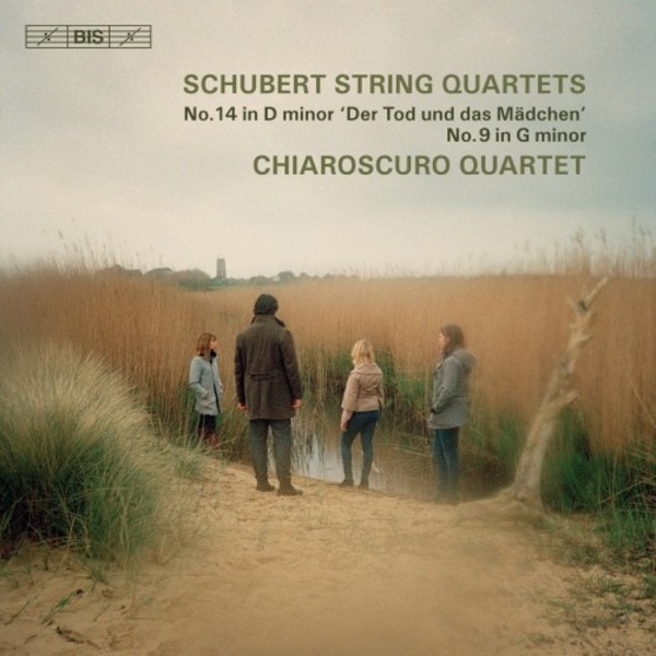 Schubert - String Quartets 14 (Death and the Maiden) & 9 | BIS BIS2268