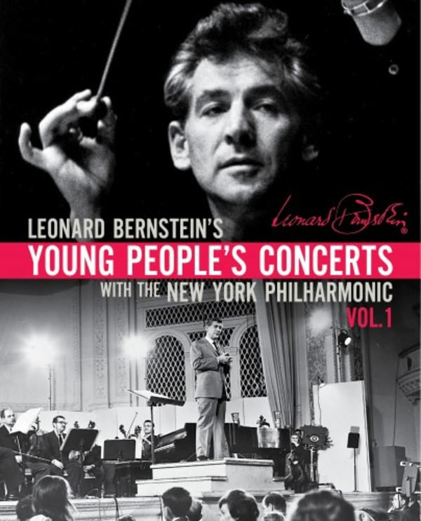 Leonard Bernstein�s Young People�s Concerts Vol.1 (Blu-ray)