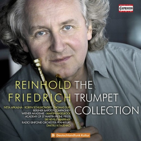 Reinhold Friedrich: The Trumpet Collection