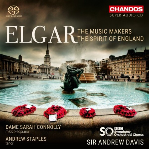 Elgar - The Music Makers, The Spirit of England