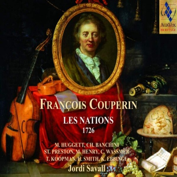 F Couperin - Les Nations