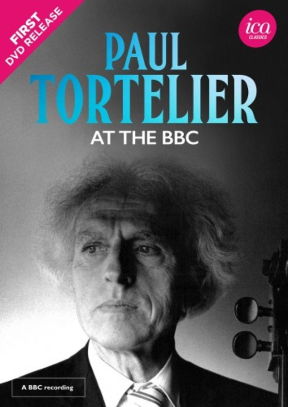 Paul Tortelier at the BBC (DVD)
