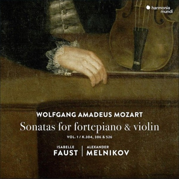 Mozart - Sonatas for Fortepiano and Violin Vol.1