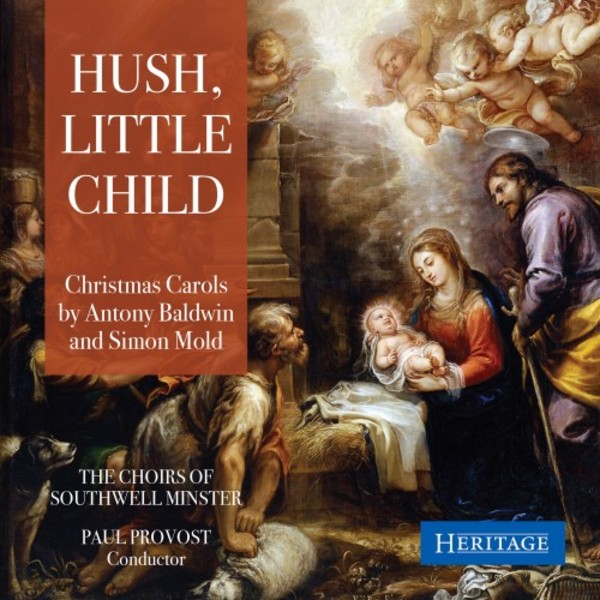 Hush, Little Child: Carols from Southwell Minster