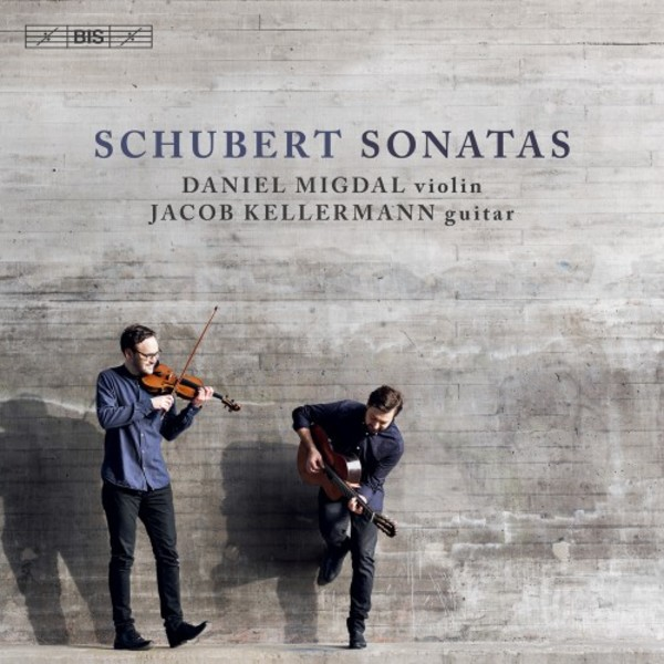 Schubert - Sonatas for Violin & Guitar