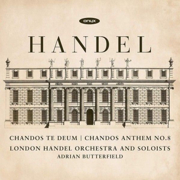 Handel - Chandos Te Deum, Chandos Anthem no.8