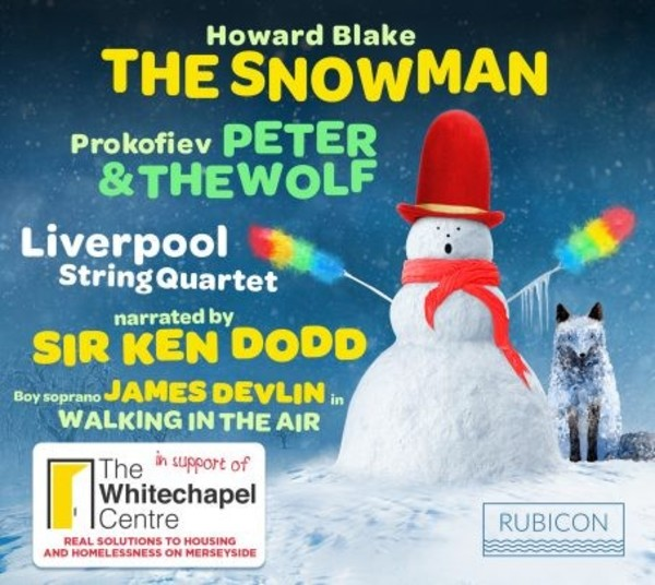 Blake - The Snowman; Prokofiev - Peter & The Wolf
